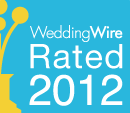 Wedding Wire 2012 Gold Top Rating